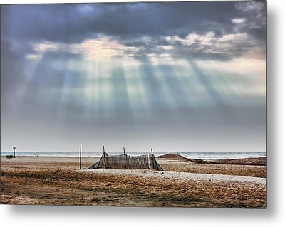 Touched By Heaven Metal Print by Sennie Pierson