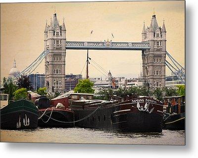 Tower Bridge Metal Print by Stephen Norris