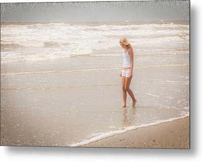 Metal Print featuring the photograph Tranquility by Sennie Pierson