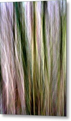 Tree Boughs Abstract II Metal Print by Natalie Kinnear