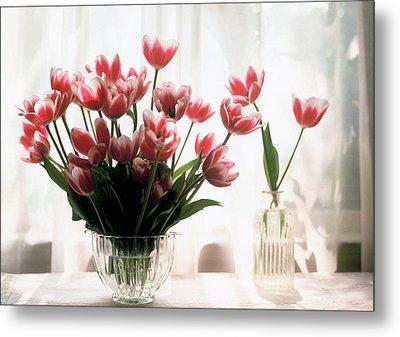 Tulip Metal Print by Jeanette Korab