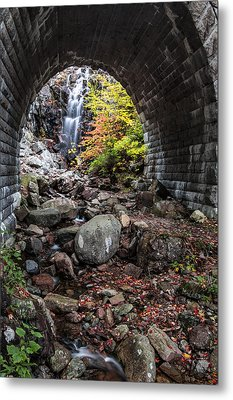 Under The Road Metal Print by Jon Glaser