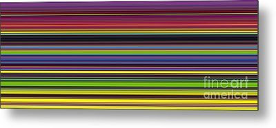 Unity Of Colour 5 Metal Print by Tim Gainey