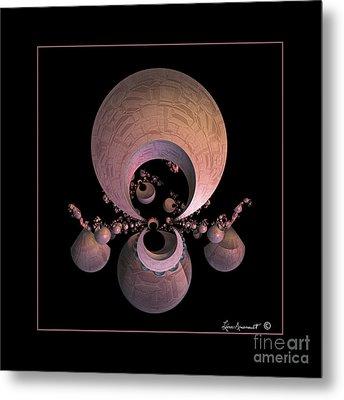 Urns Metal Print