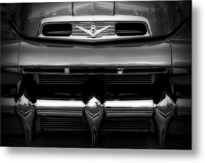 Metal Print featuring the photograph V8 Power by Steven Sparks