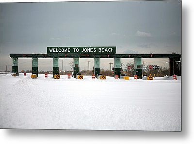Waiting For Summer Metal Print by JC Findley