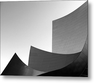 Wave Metal Print by Yue Wang