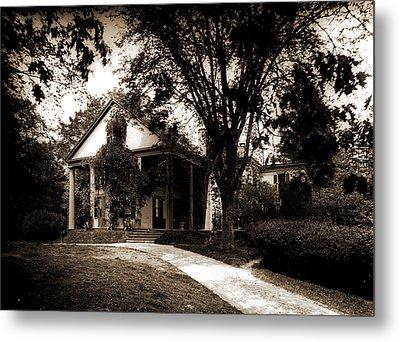 Whittiers House, Danvers, Whittier, John Greenleaf Metal Print