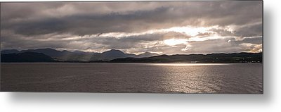 Metal Print featuring the photograph Wild Nature Of Scotland by Sergey Simanovsky