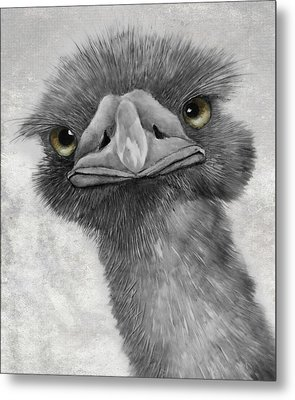 You Called? Metal Print by Mary Timman