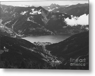 Zell Am See Iv Metal Print