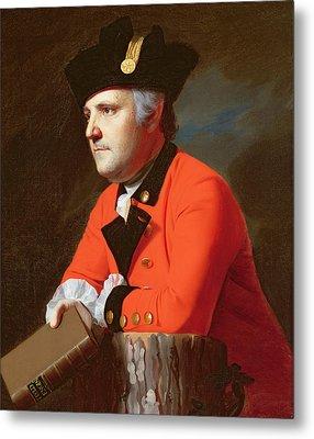 Colonel John Montresor  Metal Print