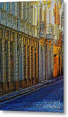 Metal Print featuring the photograph A Piece Of San Juan by Holly Martinson