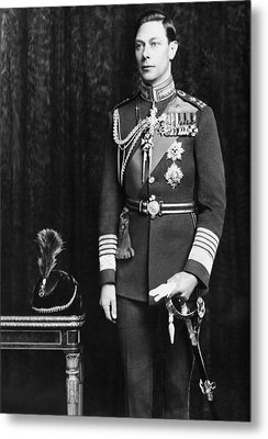 British Royalty. Prince George, Duke Metal Print by Everett