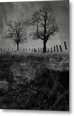 Dark Roost Metal Print by Ron Jones