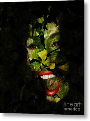 Metal Print featuring the photograph Ivy Glamour by Clayton Bruster
