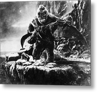 King Kong, 1933 Metal Print by Granger