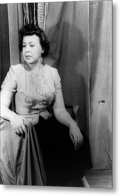 Margaret Bonds (1913-1972) Metal Print by Granger