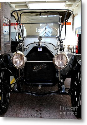 1914 Buick Touring Metal Print by Wingsdomain Art and Photography