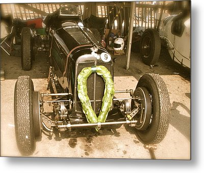Metal Print featuring the photograph 1936 Era B-type R10b by John Colley