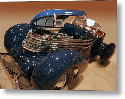 Metal Print featuring the photograph 1937 Kurtis Tommy Lee Special by Bill Dutting