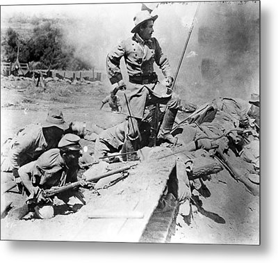 Birth Of A Nation, 1915 Metal Print by Granger
