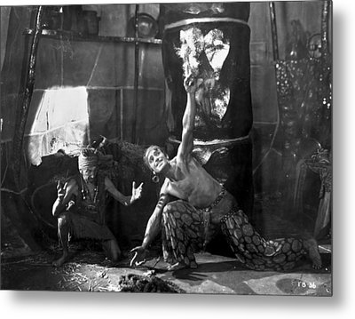 Douglas Fairbanks Metal Print by Granger