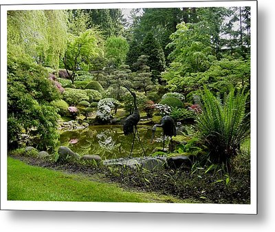 Metal Print featuring the photograph A Distinguished Panorama by Frank Wickham