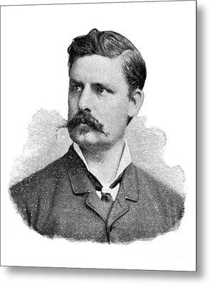 Adolf Eugen Fick, German Physiologist Metal Print by Science Source