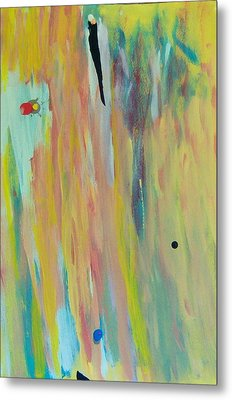 An Ascension Metal Print by Helene Henderson