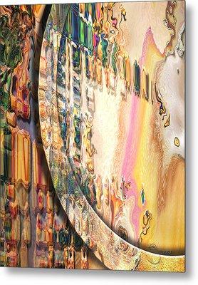 Anasazi Metal Print by Steve Sperry