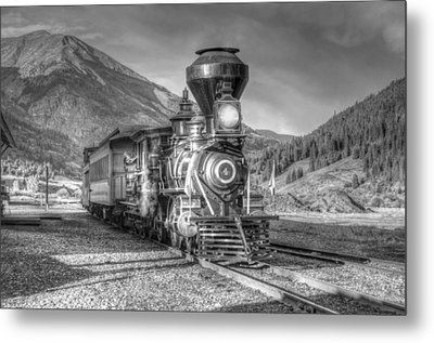 Back In Time Metal Print by Ken Smith