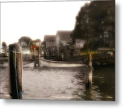 Back To Shore Metal Print
