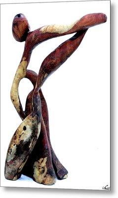 Bailando 3 Metal Print by Jorge Berlato