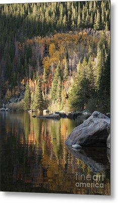 Bear Lake Metal Print