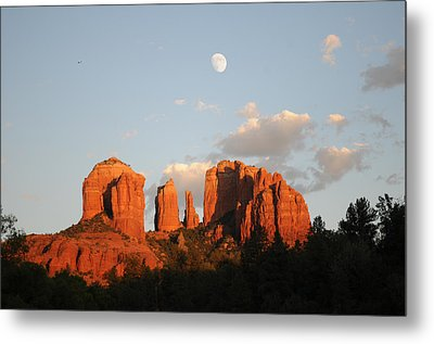Beautiful Photography - Sedona Landscape Metal Print by Earl Bowser