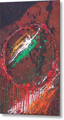 Belfast Dreamcatcher Metal Print by Brian Rock