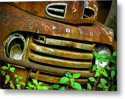Metal Print featuring the photograph Beyond Antique by Michelle Joseph-Long