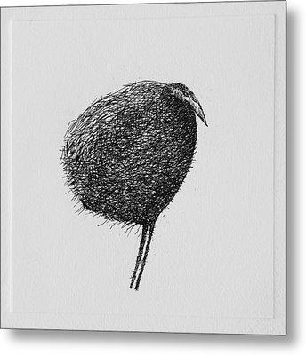 Bird Metal Print by Valdas Misevicius