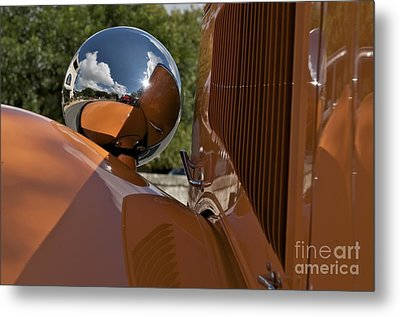 Blue Skies Metal Print by Sherry Davis