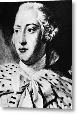 British Royalty. British King George Metal Print by Everett