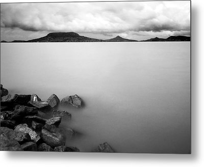 Calm Metal Print by Odon Czintos