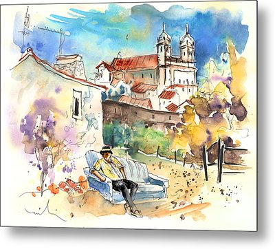 Campo Maior In Portugal 03 Metal Print