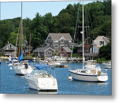 Metal Print featuring the photograph Cape Cod by Jan Cipolla