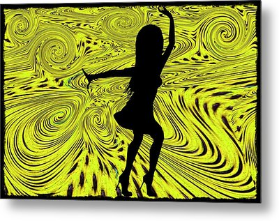Dance Metal Print by Bill Cannon