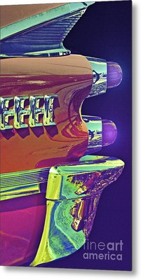 Dodge Custom Royal Metal Print by Gwyn Newcombe