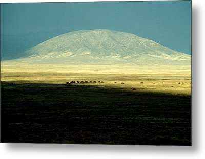 Metal Print featuring the photograph Dome Mountain by Brent L Ander