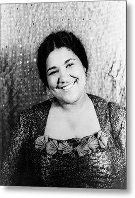 Dorothy Maynor (1910-1996) Metal Print by Granger