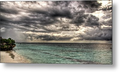 Dreamy Seaside Metal Print by Andrea Barbieri