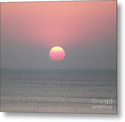 Easter Sunrise Metal Print by Marilyn West